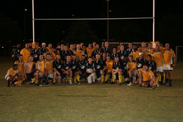 G Rugby Alumni Match 2010